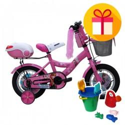 """Детско колело Carrera 12"""" + подарък"""