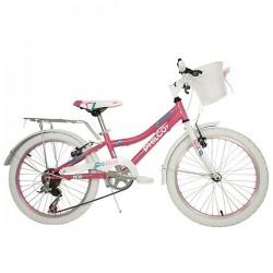 """Детски велосипед 1256 20"""" със скорости"""