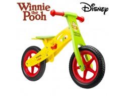 Детско колело за балансиране Мечо Пух