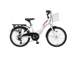 """Детски велосипед Alanya 20"""" със скорости"""
