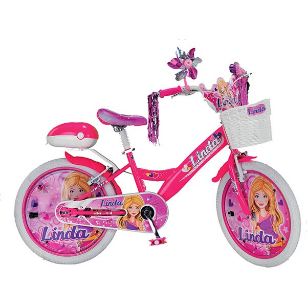 "Детско колело LINDA 20"""