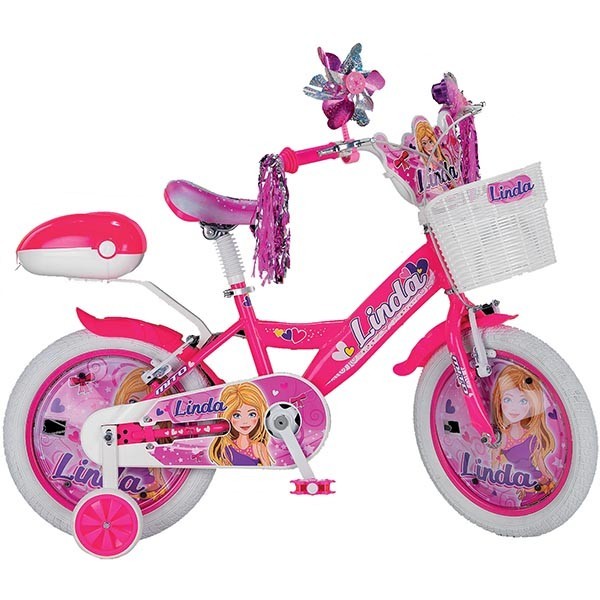 "Детско колело LINDA 16"""
