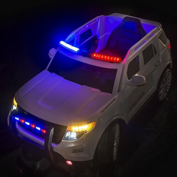 Детски акумулаторен джип KOLINO POLICE