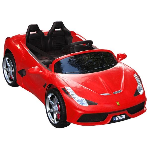 Детска акумулаторна кола KOLINO NITRO