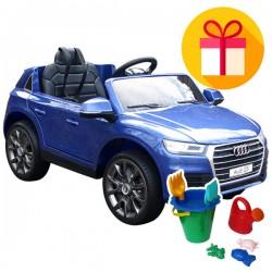 Детски акумулаторен джип AUDI Q5 + подарък