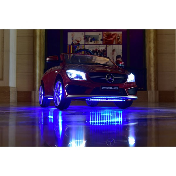 Детска акумулаторна кола Mercedes Benz CLA45