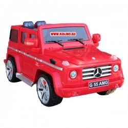 Детски акумулаторен джип Mercedes Benz G55 AMG 2
