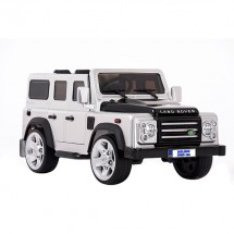 Children jeep with battery Land Rover Defender