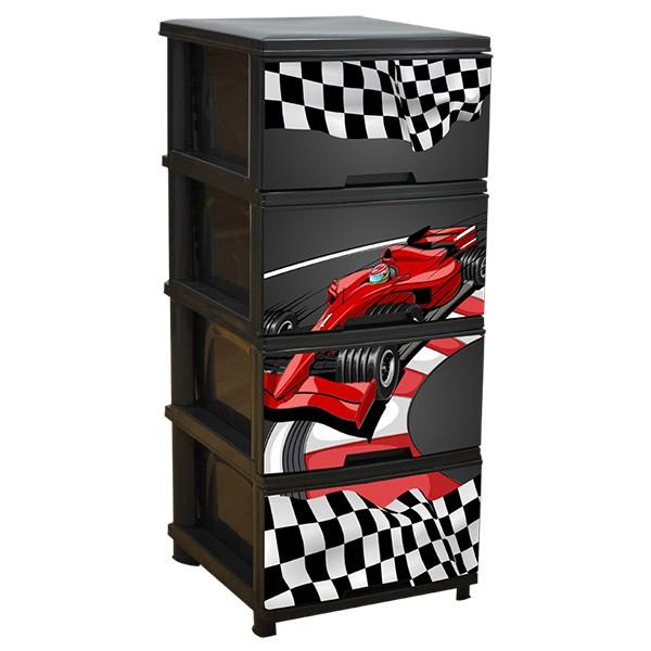 Детски шкаф за съхранение Рали