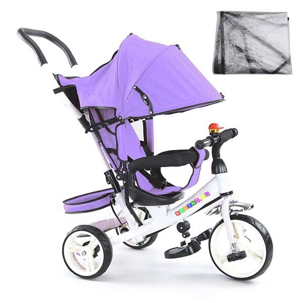 Детска триколка KOLINO FANNY + подарък дъждобран