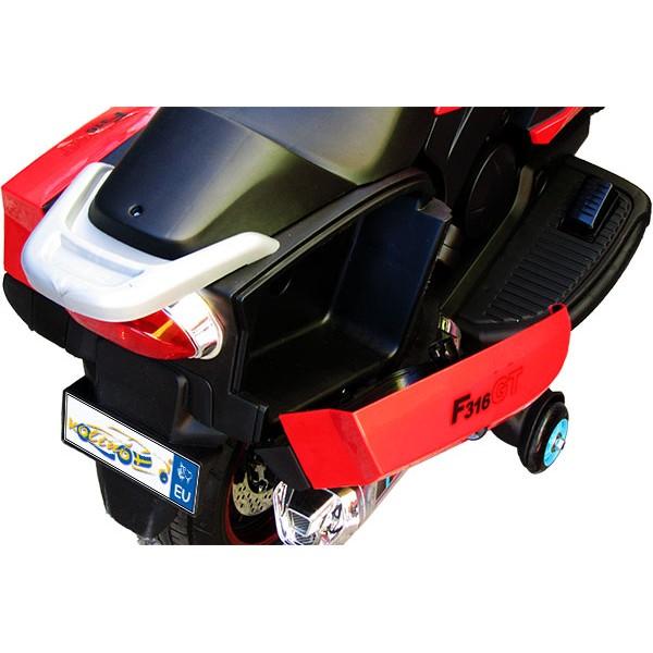Детски акумулаторен мотор XMX 316 меки гуми