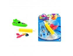 Игра лодка с балони