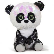 Панда с пайети